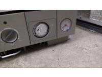Worcester/Bosch 24i RSF. L Comb boiler-