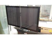 Samsung 50 inch PS50c450b1w plasma TV spares or repair