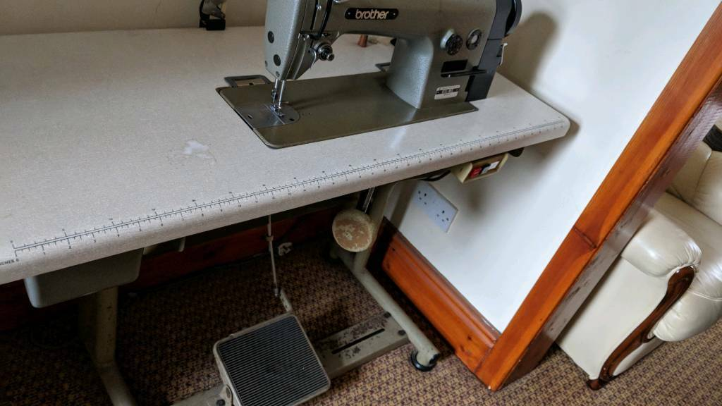Brother B40Mk40 Industrial Sewing Machine In Blackburn Unique Gumtree Industrial Sewing Machine For Sale