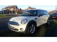 Mini clubman 1.4 2009 one owner from new,leather interior beautiful looking car,reliable,p-ex welcom