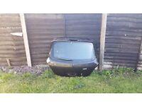 Vauxhall Corsa D rear Tailgate - 3 Door