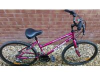 26''-Pink-Mountain-Bike-MTB-in-Very-Good-Working-Condition