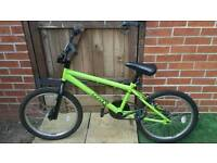 Trax bmx bike