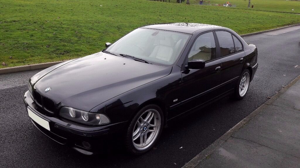2002 Bmw 530i Sport E39 Individual Champagne Edition Final Edition Only 150 Ever Made In