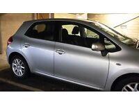 Toyota Auris 1.6VVT Petrol 2008 83,000miles Good Condition 2 keys MOT til May 2017