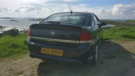 Vauxhall vectra 150 cdti sri