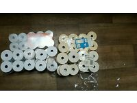 Brand new cash register rolls / receipt rolls