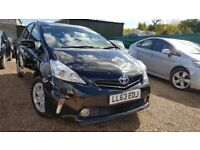 Toyota Prius + Plus 1.8 Hybrid 7 Seater UK Model