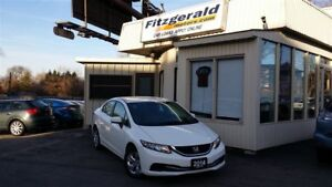 2014 Honda Civic LX - BLUETOOTH! HEATED SEATS!