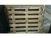 Free pallet for grabs