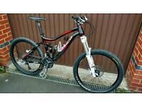 Norco Range 2012 medium - 170mm all mountain bike