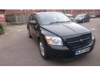 Dodge Caliber 1.8L Petrol, 5 Door, Black, Very Good Condition