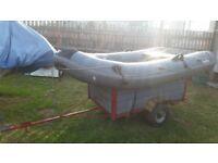 Avon Rib Boat