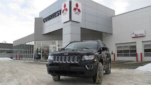 2016 Jeep Compass Sport/North | 4x4 | Spacious