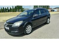 Vauxhall Astra Estate 1.6 Design.   5dr. December  MOT.  vectra mondeo civic megane almera