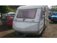 5 Berth Musketeer caravan for sale