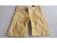 H&M womens shorts size 8