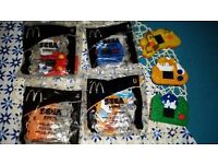 McDonalds Happy Meal Sega Sonic Sealed games plus more *FREE UK POSTAGE*