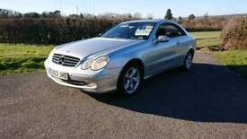 Mercedes CLK 200 Kompressor Advantgarde Manual