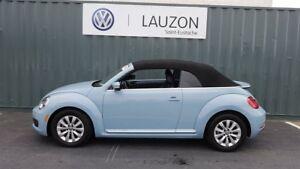 2014 Volkswagen Beetle bas kilo+couleur rare+automatique
