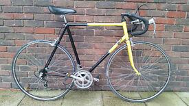 Vintage Raleigh racing bike 12 speed (Fully serviced)