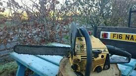 Mcculloch 486 chainsaw