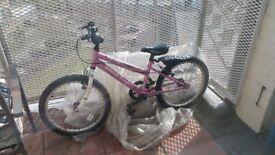 Kid's bike project