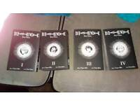 Limited edition death note collection