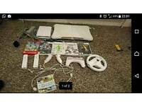 Nintendo wii and all the bits
