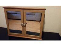Bathroom Mirror cabinet with 2 doors / Mirror 2 Door Core Cabinet