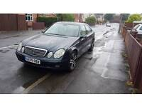 E class for sale may take p/x