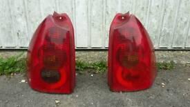 Peugeot 307 sw Rear lights