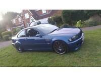 E46 BMW M3 3.2 MANUAL FSH *BIG BRAKES*FLOOR PAN MOD*