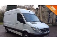 MERCEDES SPRINTER 311 CDI 58 PLATE YEARS MOT