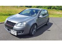 Volkswagon Golf gti 2.0 3dr full leather