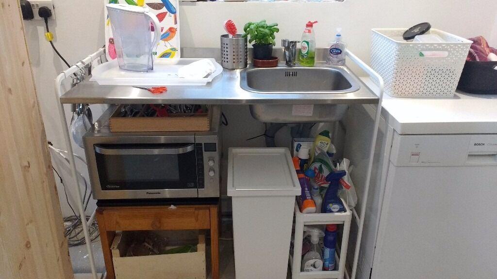 IKEA Sunnersta Mini Kitchen sink unit | in Easton, Bristol | Gumtree