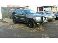Jeep Grand Cherokee V8 Limited 105k
