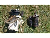 mk3 golf starter motor and fuel pump