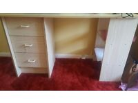 FREE desks & wall unit