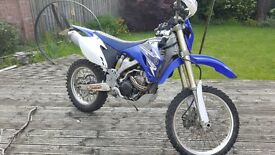 YAMAHA WR250F 2009 Road Legal Enduro