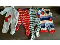 0-3/3-6 boy bundle