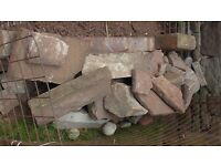 Stone natural Frome Valley stone large varied batch Downend, Bristol