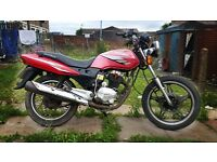 2012 125cc Motorbike *On/Off Road*