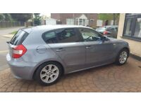 BMW 120D, Very Good Condition with Service History and long MOT