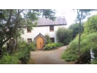£199 3 nights at secluded, trad. Welsh cottage Conwy N. Wales Sleeps 4+1 + Pets Free logs for fire