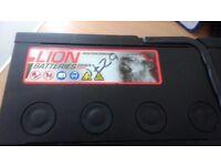 rover 25 1.4 lion battery 027 60ah en480 cca ( L )