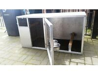 bird parrot pet aluminium cage NO OFFERS