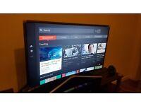 "Samsung UE40K6300 40"" Smart Curved TV.. Ex display/new"