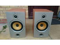 Free Eltax monitor centre speaker when you buy Wharfedale diamond speakers