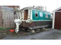 looking for a narrowboat project
